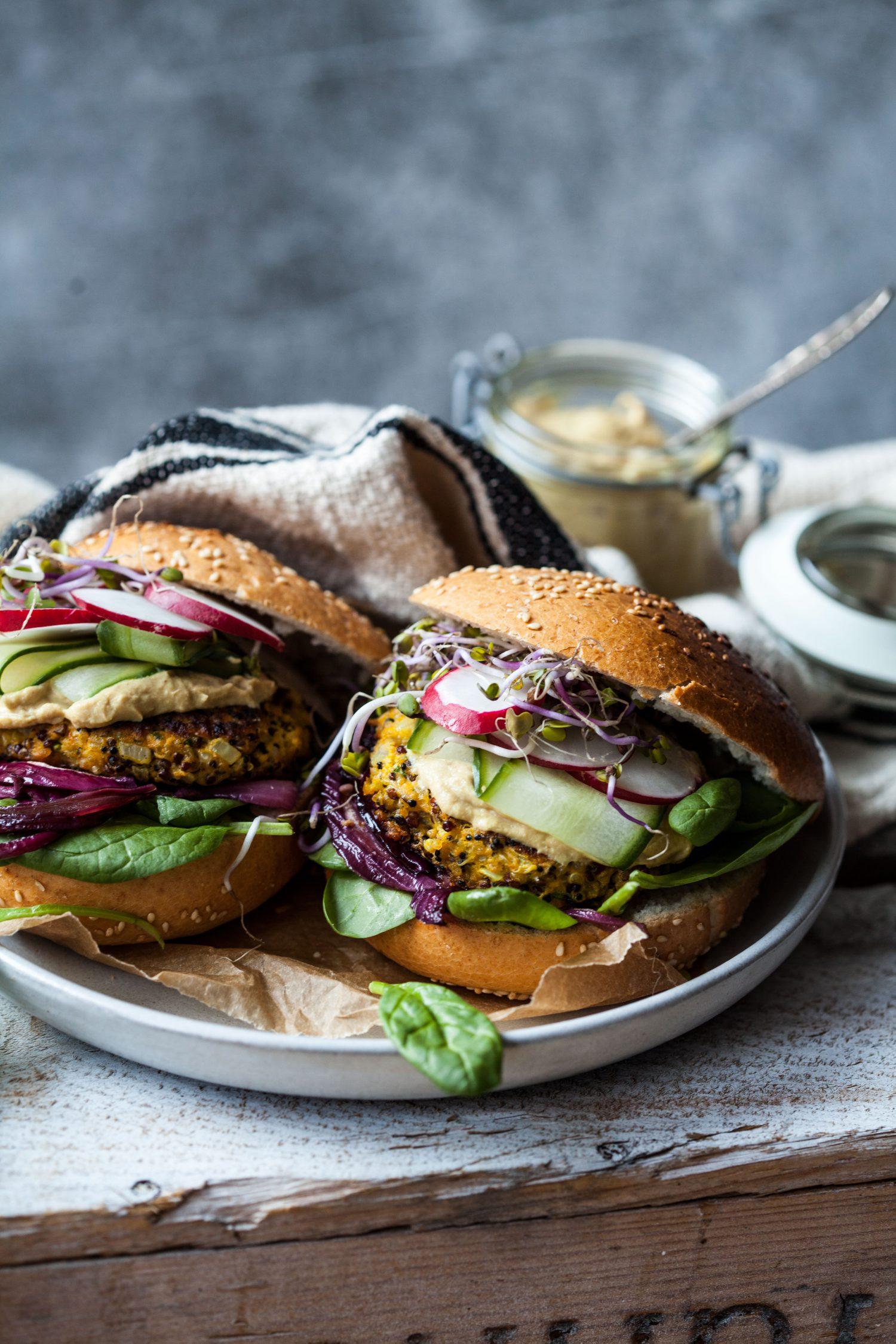 Burger & Sandwich glutenfrei
