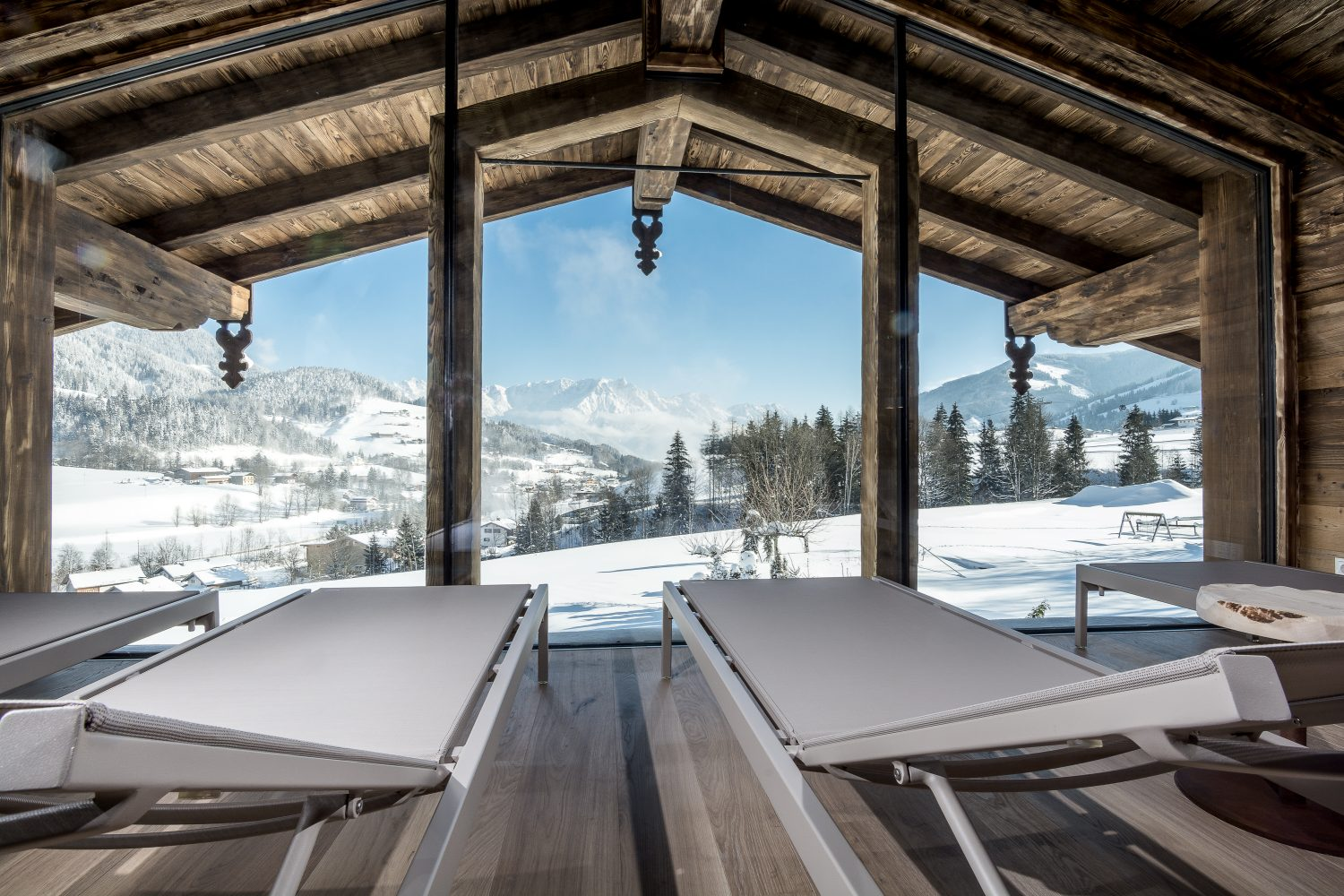 Wellness-Winterwochenende in Leogang