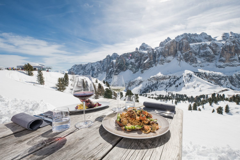 Gourmet auf den Pisten – Alta Badia