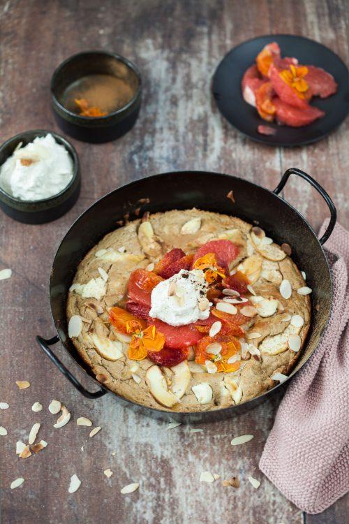 Bild für Glutenfreier Ricotta Hotcake