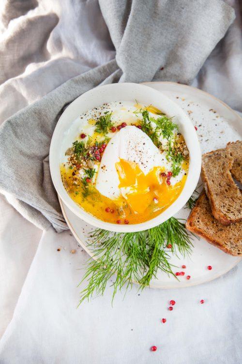 Bild für Turkish Eggs